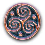 Spirals, whether in single form or multiple spirals together ...
